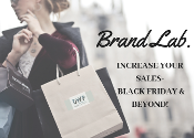 Brand Lab- Black Friday & Beyond - One Time Payment